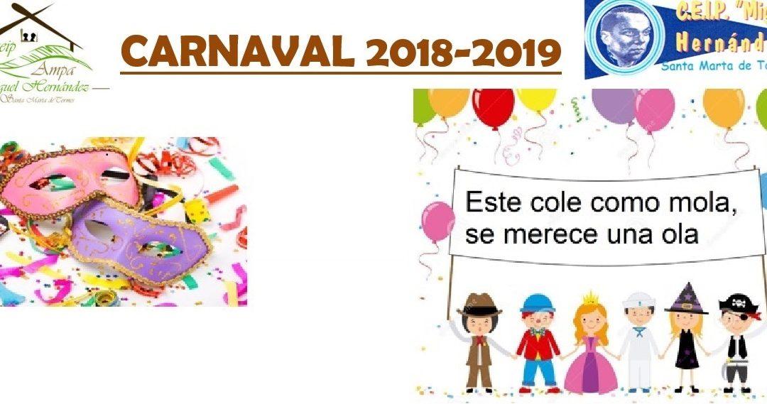 CHOCOLATADA DE CARNAVAL
