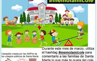 #memolamicole
